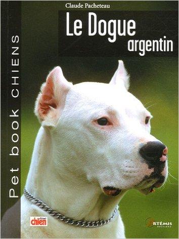 livre dogue argentin