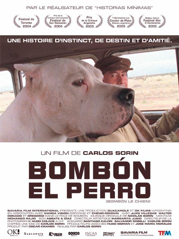 bombon el perro - dogue argentin